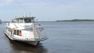 В Самаре речной транспорт перешёл на осеннее расписание