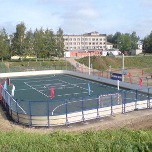 В Самарской области возведут 13 спортивных площадок