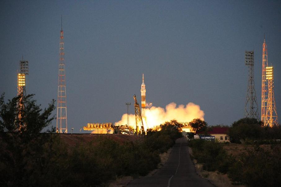 Ракета самарского производства вывела на орбиту спутник «ГЛОНАСС-М»