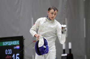 Самарский рапирист одержал победу в этапе юниорского Кубка мира