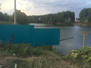 Жену Тархова судят за присвоение части берега реки Криуши в Новокуйбышевске