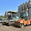 Ремонт площади Куйбышева в Самаре завершат к 7 ноября
