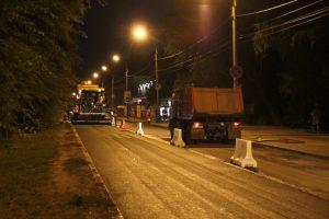В Самаре в рамках федеральной программы продолжается ремонт улиц