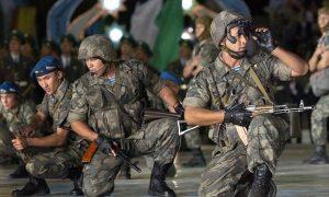 В Самарской области в международных учениях участвуют 500 спецназовцев