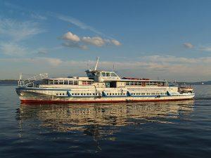 В Самаре изменится расписание речного транспорта