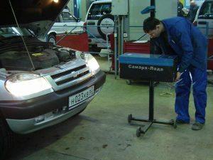 ВСамаре предлагают изменить правилатехосмотра автомобилей