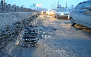 В Самаре ограничат движение большегрузного транспорта