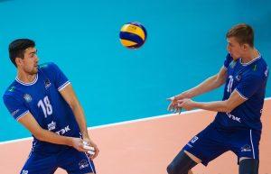 Новокуйбышевские волейболисты из «Новы» одержали победу в Суперлиге