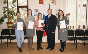 Четверо иностранцев в Елабуге приняли присягу и стали гражданами России