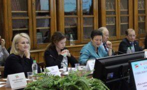 В Елабужском институте КФУ прошла секция IV Республиканского Форума социально ориентированных некоммерческих организаций