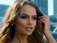 Красавица из Новосибирска снялась в клипе рэпера Li`Raw