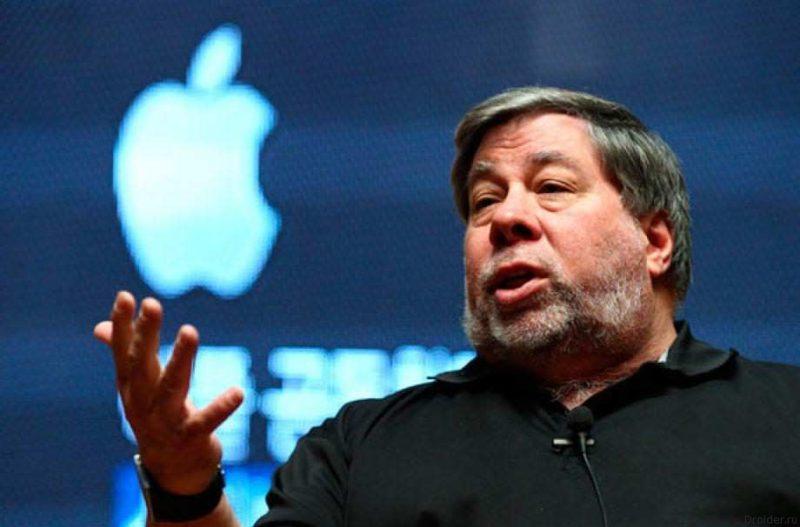 «Свой первый компьютер я подарил!»: 5 лучших цитат от сооснователя «Apple» Стива ВОЗНЯКА