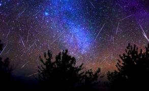 В ночь на 21 октября ожидается звездопад