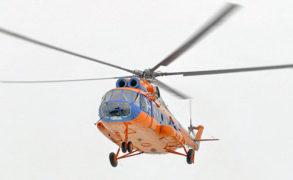 Российский вертолет потерпел крушение у берегов Шпицбергена