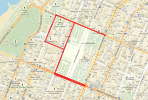 Стал известен список улиц, которые перекроют 7 ноября в Самаре