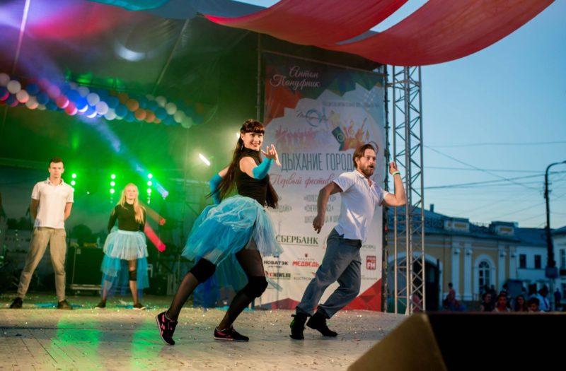 КОСТРОМУ ВЗОРВАЛА ШКОЛА «ТАНЦУЮТ ВСЕ». 10 причин пойти танцевать именно туда