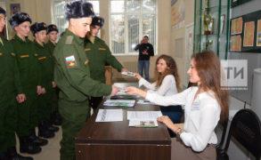 Место службы призывники Татарстана могут выбрать сами