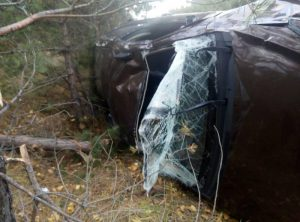 В Сызранском районе в ДТП пострадали четыре человека