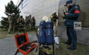 Экстренные службы Елабуги были подняты по тревоге из-за подозрительной сумки