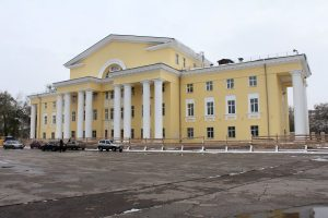 В Самаре идёт капитальный ремонт в доме культуры «Нефтяник»
