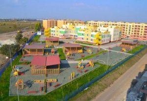 В Самаре вмикрорайоне Крутые Ключи открылся новый детский сад на 350 мест