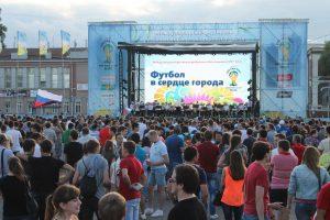 26-метровую сцену установят на площади Куйбышева в Самаре