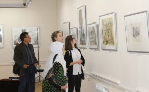 Выставка Елабужской биеннале