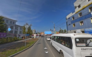 На улице Киевской в Самаре открыли двустороннее движение