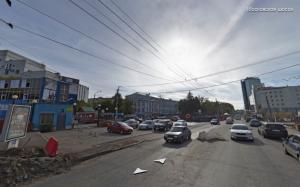 В Самаре на пересечении Киевской с Московским шоссе уберут светофор и запретят поворот налево