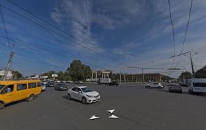 В Самаре на пересечении проспекта Кирова и улицы Победы изменят схему движения и поставят светофоры