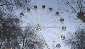 УФАС разрешило установку нового колеса обозрения в Самаре