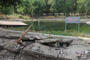 В Самаре начинается второй этап капитального ремонта парка Металлургов