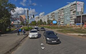 На Московском шоссе в Самаре изменится схема движения