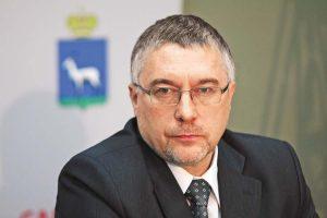 Дмитрий Азаров назначил нового министра финансов Самарской области
