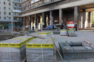 В сквере «Шанхай» в Самаре отремонтируют фонтан