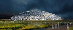 Настроительство «Самара Арены» потратят дополнительные 900 миллионов рублей