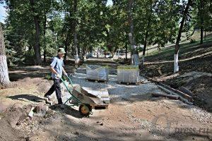 Ремонт «Ладьи» и Струковского сада в Самаре отстаёт от сроков на месяц