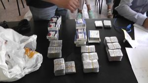 Самарские таможенники конфисковали партию тестостерона в отделении почты