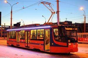 Скоростные трамваи доставят болельщиков от Ж/д вокзала до стадиона «Самара Арена» за40минут