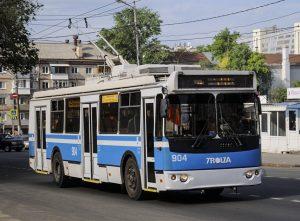 В Самаре изменится маршрут троллейбуса №16