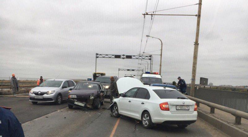 В страшной аварии на мосту в Костроме получил травмы годовалый ребенок