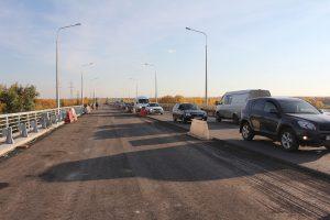 Южный мост в Самаре полностью откроют для движения 16 октября