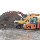 Ремонтные работы на Заводском шоссе в Самаре завершены на 61%