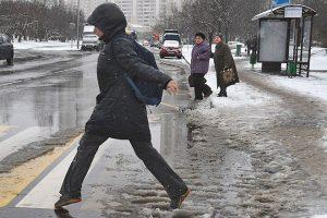 В Самарской области ожидаются морозы и мокрый снег