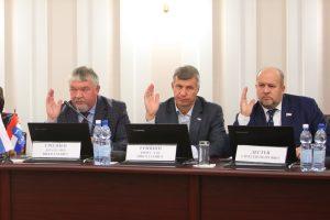 Депутаты Самарской губернской думы внесли изменения в областной бюджет