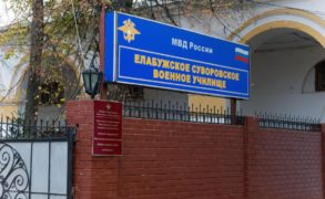 Суворовцы Елабуги заняли призовое место в кадетском турнире в Ижевске