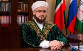 Муфтий Татарстана начал в соцсетях кампанию по защите татарского языка