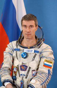 Самарская участница ВФМС обсудила с космонавтами вероятность существования инопланетян