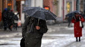На выходных в Самарской области ожидается потепление и осадки