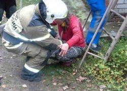 С колокольни церкви в Татарстане сняли женщину